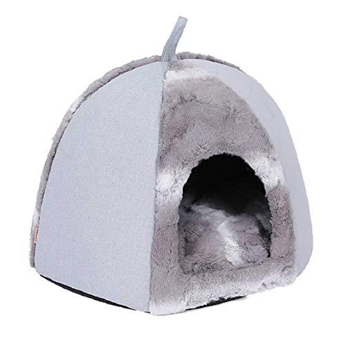 Bluelucon Huisdier, hond en kattenhuis, kattenholte, kattenbed, kattenmand, huisdier, slaapzak, kattenholte, wasbaar voor huisdieren