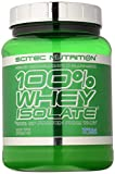 Scitec Nutrition 100% Whey Isolate, 700 grammi, Vaniglia