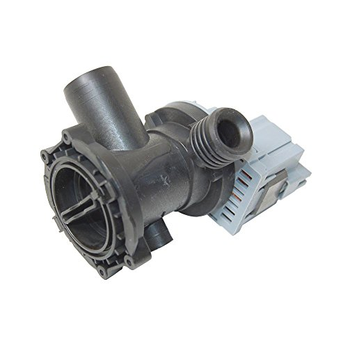Ariston indeset Hotpoint Waschmaschine Ablaufpumpe Pumpe und Filter