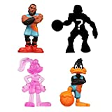 SPACE JAM: A New Legacy - 4 Pack - 2' Lebron, Daffy Duck, Lola Bunny, & 1 Mystery Figures - Starting Line Up