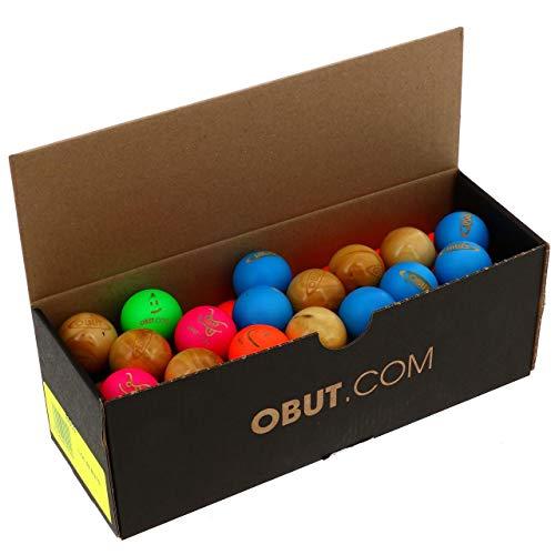 Obut Lote 59 boliches Colores Surtidos