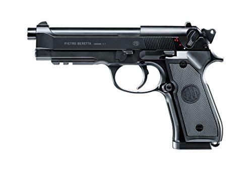 Beretta Softair 92A1 < 0.5 Joule Airsoft Pistole, Schwarz, One Size