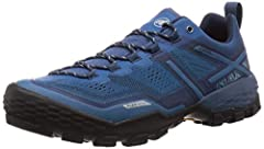 Elastic GORE-TEX tongue construction Mammut Flextron Technology Engineered Mesh MAMMUT Georganic 3D Technology Vibram Flextron outsole