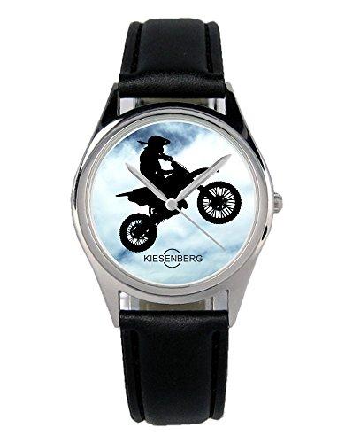 Motocross Enduro Geschenk Artikel Idee Fan Uhr B-2096