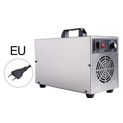 Ozondesinfectiemachine 3500 MG/H, professionele luchtreiniger O3, krachtige luchtfilter van de ozongenerator, deodorant en sterilisator