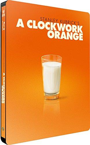 Uhrwerk Orange Iconic Moments Steelbook (exklusiv bei Amazon.de) [Blu-ray]