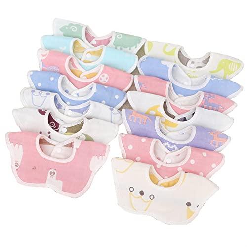 YYKDZ Baby Cotton six Layers of Gauze Cloth Baby Supplies widget Cartoon Jacquard Baby Gauze Cloth (Color : X)