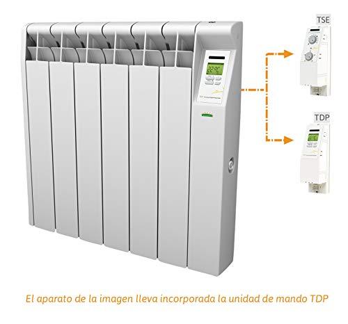 Emisor térmico fluido Ecotermi NT10 Serie