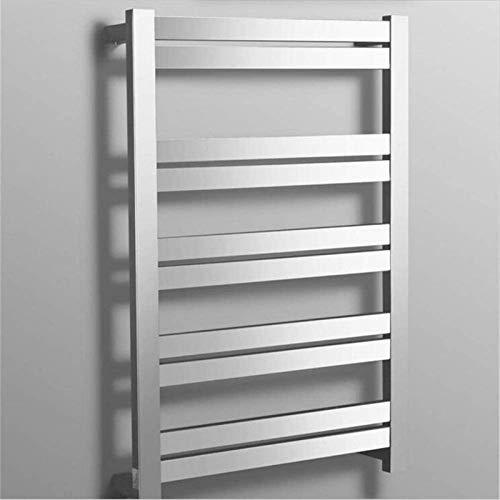 HXCD Rieles de toallero con calefacción Calentador de Toallas, Calentador de Toallas Cableado, Toallero eléctrico Rejilla de Seguridad montada en la Pared Rejilla de Ahorro de energía Accesorios