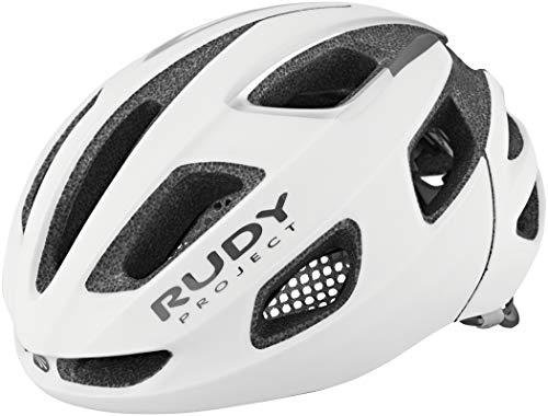 Rudy Project Strym Helmet White Stealth Matte Kopfumfang S-M | 55-58cm 2020 Fahrradhelm