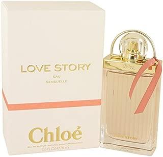 Chloe Love Story Eau Sensuelle by Chloe Eau De Parfum Spray 2.5 oz for Women