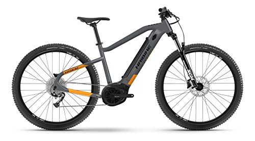 Haibike HardNine 4 Bosch 2021 - Bicicleta eléctrica (46 cm)