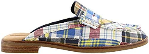 Sperry Top-Sider Seaport Penny Madras Mule