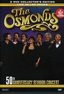 The Osmonds Live in Las Vegas 50th Anniversary