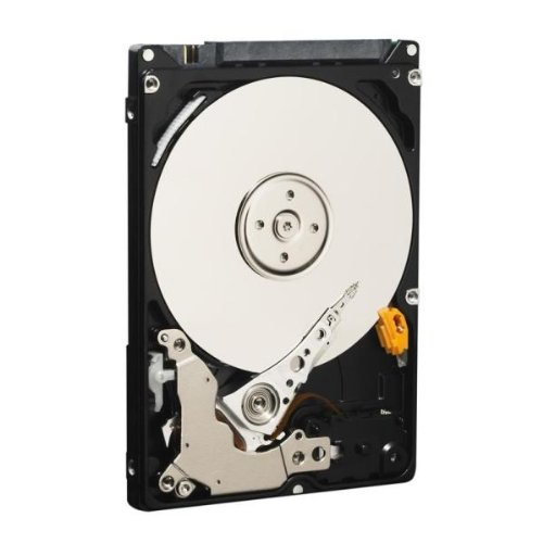 WD Blue 500GB Mobile Hard Disk Drive - 5400 RPM SATA 3 Gb/s 2.5 Inch - WD5000LPVT