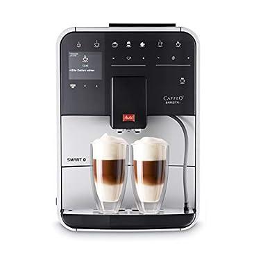 APP CONNECT: Prepara tu café favorito desde tu teléfono móvil, con tutoriales de mantenimiento. MOLINILLO SILENCIOSO: Es una cafetera con molinillo incorporado, muy rápido y silencioso. CAFÉ: Compartimento principal para 2 tipos de granos de café. Ot...
