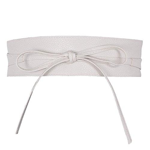 Damen Fashion Gürtel Breiter Taillengürtel Hüftgürtel Bindegürtel Ledergürtel Ideal Geschenk