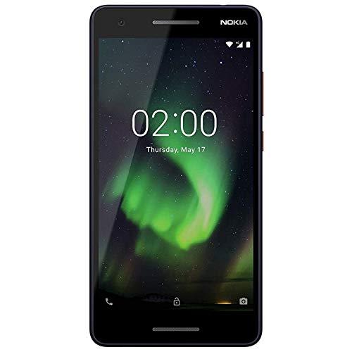 Nokia 2.1 Smartphone da 8 GB Marchio Tim, Copper Blu [Italia]