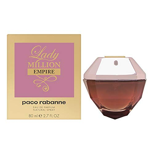 Fragancia para dama, Paco Rabanne, Lady Million Empire, EDP, 80 ML