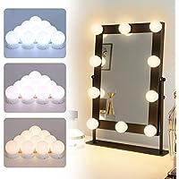 TSKF Hollywood Style Wall Mount LED Vanity Mirror Lights