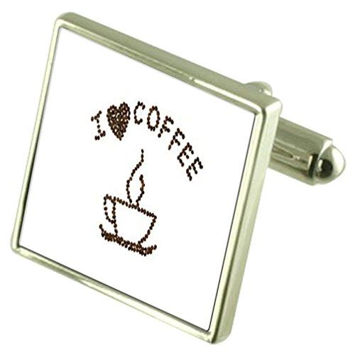 Select Gifts Jaime le Café Tasse Bean Message fort souvenir gravé