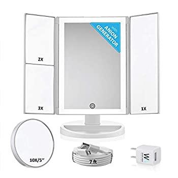 Tri-fold Lighted – Wonder Mirror Set