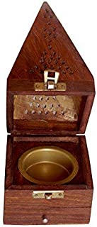 Best pyramid wooden box Reviews