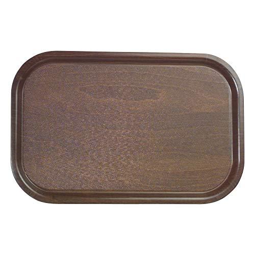 CAMBRO(キャンブロ) ウッドトレー 長方形60シリーズ PH556046 ブナ材・合成樹脂 EUT054