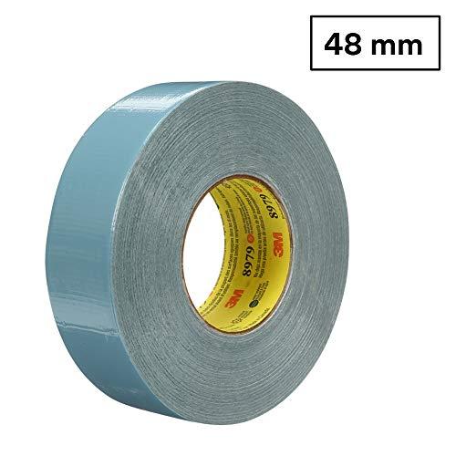 3M Premium Gewebe-Klebeband 8979, 48 mm x 22,8 m, blau