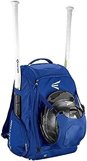 Walk-Off IV Bat & Equipment Backpack Bag | Baseball Softball | 2020 | 2 Bat Sleeves | Vented Shoe Pocket | External Helmet Holder | Zippered Side Pockets | Valuables Pocket | Fence Hook