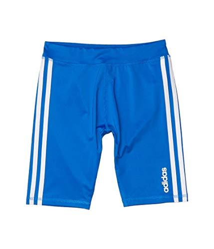adidas Pantalones cortos de ciclismo para niña (niños grandes) - azul -...