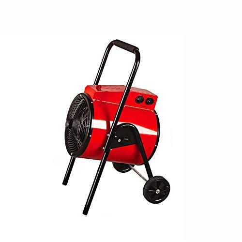 Lowest Price! ZMXZMQ Industrial Heater, Electric Fan Assisted Powerful Workshop Warmer,30kw