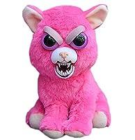 FeistyPets顔を変える豪華なクリエイティブギフトBESTWALED子供のおもちゃの男の子と女の子の豪華な人形H22CMいたずらなペットピンクプリングル子供の日の誕生日のギフト