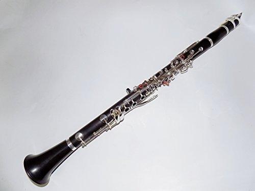 Clarinete Slade Si bemol Con dos paños y diez cañas.