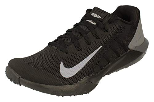 Nike Retaliation TR 2 Hombre Running Trainers AA7063 Sneakers Zapatos (UK 6 US 7 EU 40, Black Metallic Cool Grey 010)