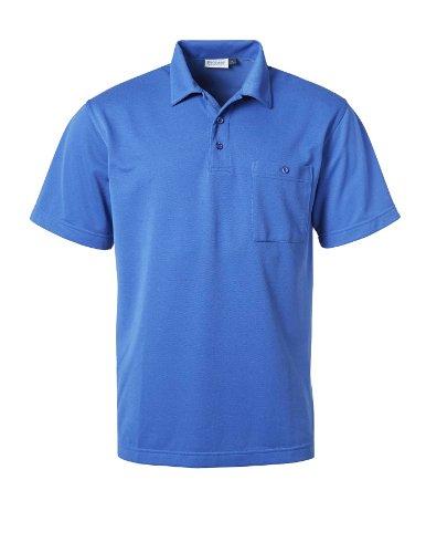 Pionier FUNKTIONS-Polo-Shirt Natura - Workwear M Kornblau