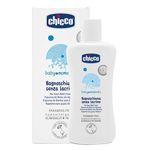Chicco Baby Moments Bagnoschiuma Senza Lacrime, 500 ml