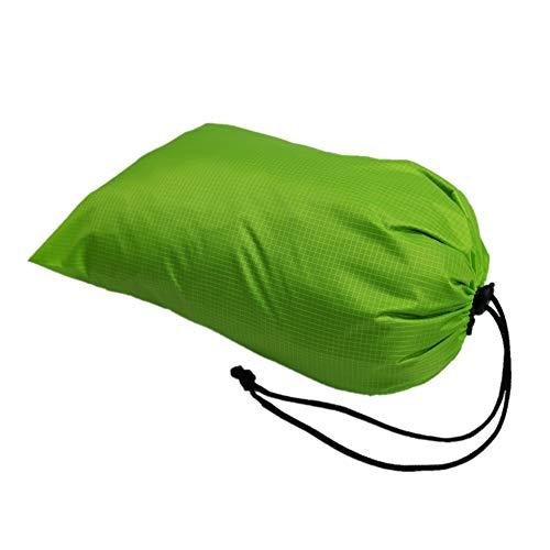 Naiyafly Bolsa con cordón para Acampar al Aire Libre Bolsas de Almacenamiento de Viaje Bolsa de natación Impermeable Ultraligera Bolsa de Zapatos con cordón Organizador Kits de Viaje