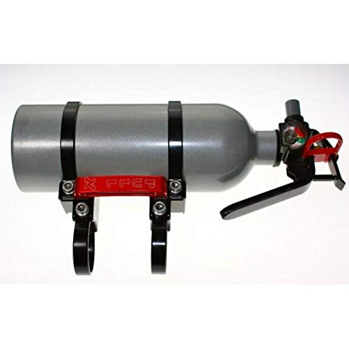 Axia Alloys Quick Release Fire Extinguisher Mount w/ No Clamps