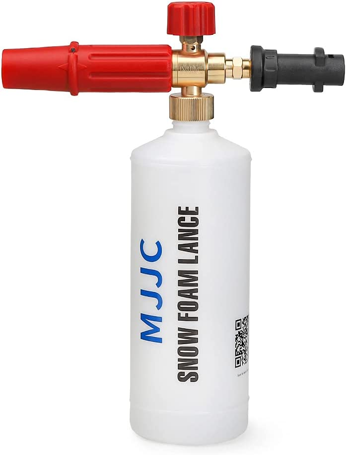 MJJC Brand with Foam Gun for Karcher Lance - Free shipping anywhere in the nation Sacramento Mall fo Snow K7 K2