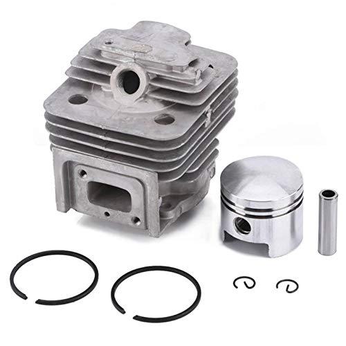 LiMePng Zylindersatzkolben Kit Ring Set Fit für Mitsubishi TL52 BG520 Pinselschneider ENG 44mm LiMePng
