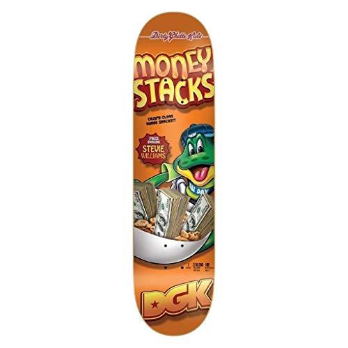 Unbekannt DGK Skateboard-Brett/Deck, 20,32 cm, Williams Krispy Vibes