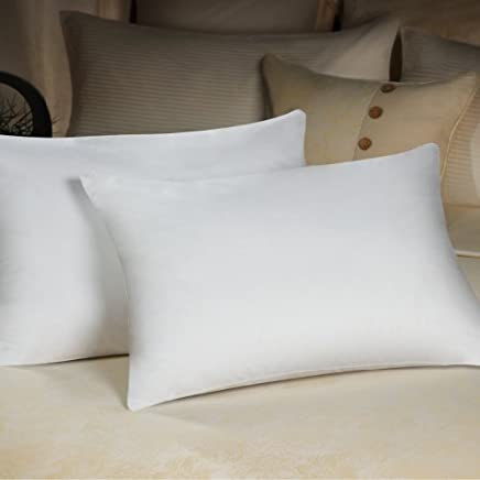 Dolce Notte - Best Side Sleeper Pillow in Firm - Hotel & Resort Microfiber Pillow that