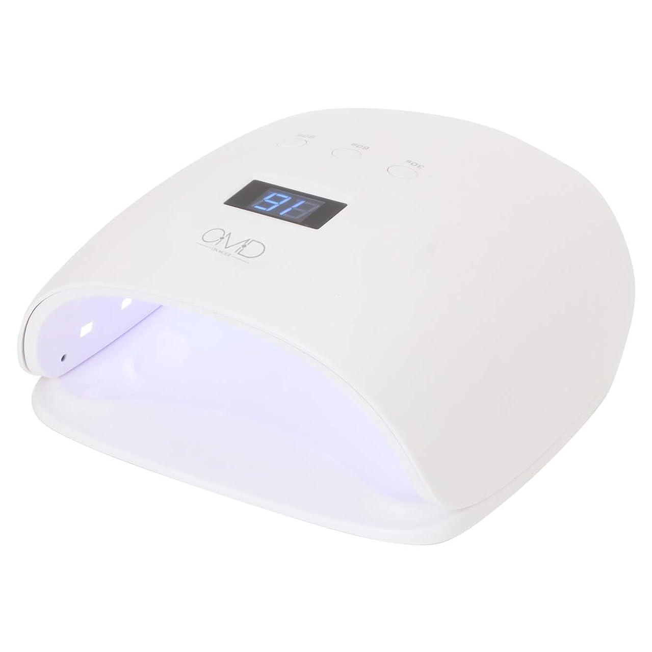 チャンピオン請求ふつう<OMD> DX UV/LEDライト-D02 [ ネイルライト ネイルランプ LEDライト LEDランプ UVライト UVランプ ジェルネイル ネイルドライヤー LED UV ネイル ライト ランプ ]