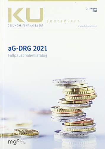 G-DRG Fallpauschalenkatalog 2021: KU Sonderheft