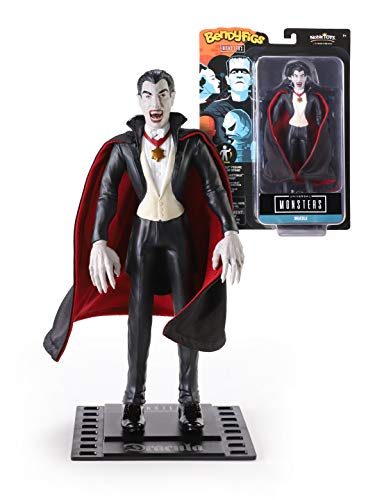 The Noble Collection BendyFigs Dracula