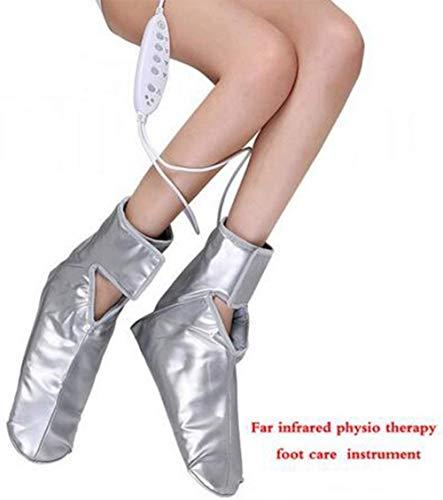 Been Massager met Air Compression Massage for Foot and Calf Circulation met controle? Portable met hun verwarming en het tegengaan van vermoeidheid behandeling