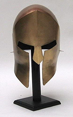 Asmara Nautical 300 Armor Helm  Mittelalter Knight Crusader Spartan  Steel Armer