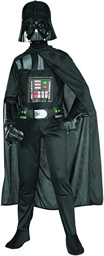 Rubie's - Costume di Darth Vader, 100% Poliestere, S (3 - 4 anni)