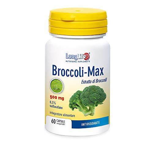 LONGLIFE BROCCOLI Max 60 Cps